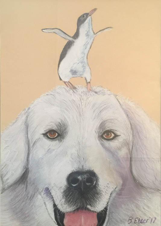 Funny Animal Portrait